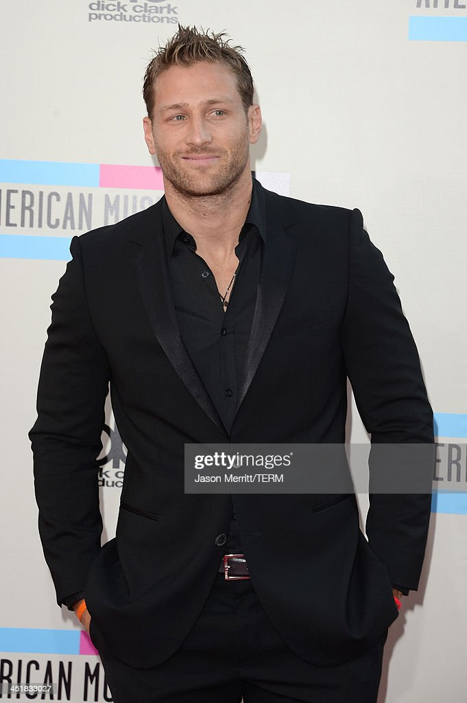 TV personality Juan Pablo Galavis attends the 2013 American Music Awards at Nokia Theatre L.A. Live on November 24, 2013 in Los Angeles, California.