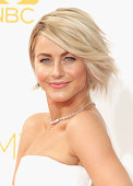 TV personality Julianne Hough attends the 66th Annual Primetime Emmy Awards held at Nokia Theatre LA Live on August 25 2014 in Los Angeles California