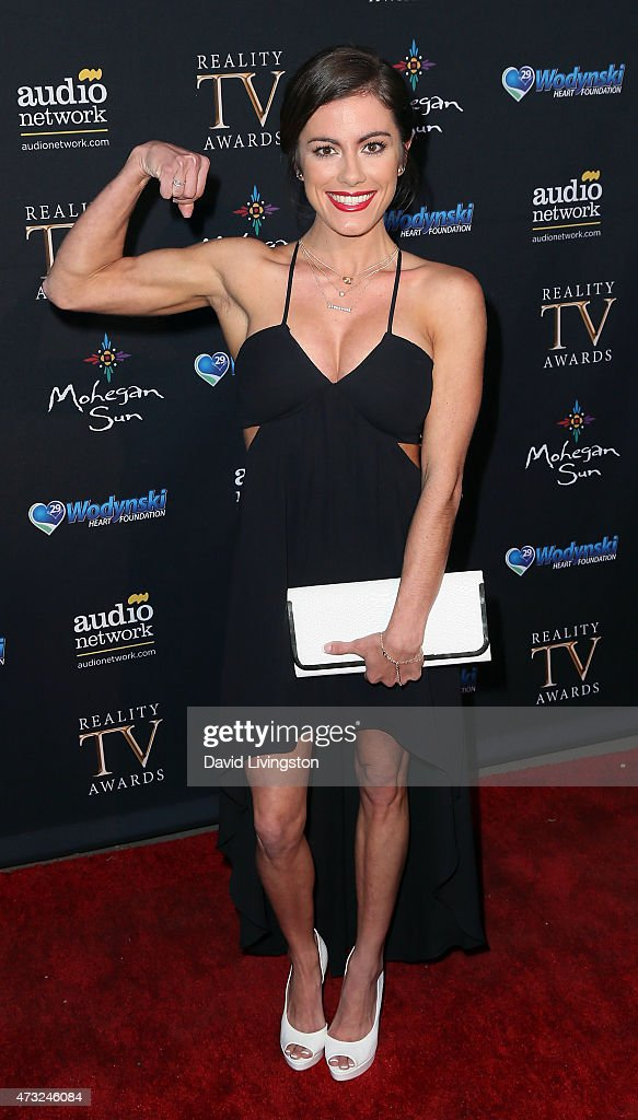 TV personality Kacy Catanzaro attends the 3rd Annual Reality TV Awards at Avalon on May 13, 2015 in Hollywood, California.