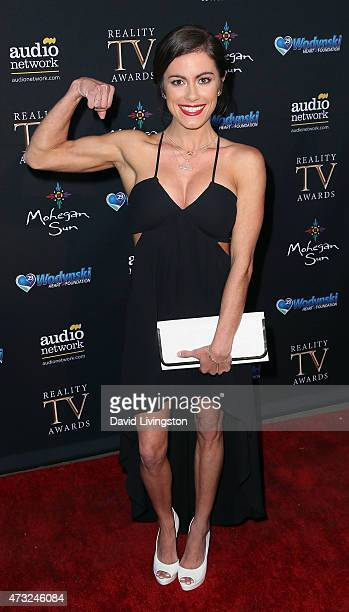 TV personality Kacy Catanzaro attends the 3rd Annual Reality TV Awards at Avalon on May 13 2015 in Hollywood California