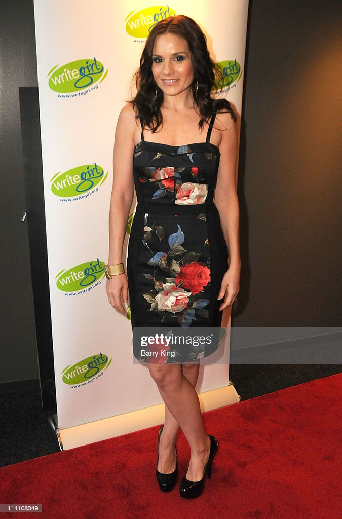TV personality Kara DioGuardi attends the 2011 Bold Ink Awards held at the Writers Guild Theater on May 11 2011 in Beverly Hills California