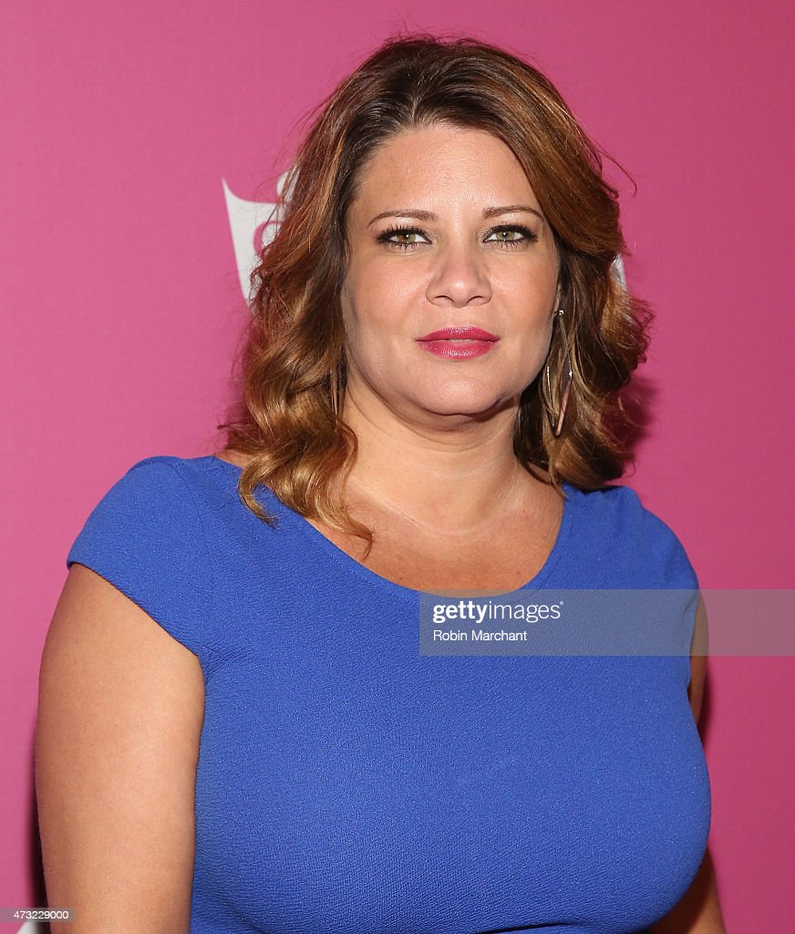 Personality Karen Gravano attends OK Magazine's So Sexy NYC Event at HAUS Nightclub on May 13 2015 in New York City