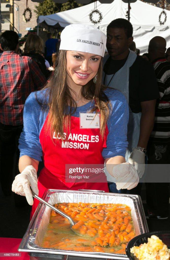 The Los Angeles Mission Christmas Eve Celebration