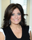 TV personality Kathy Wakile visits the SiriusXM Studios on May 29 2013 in New York City