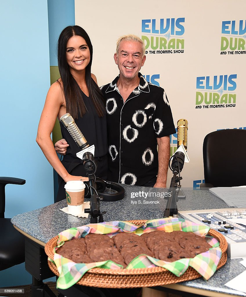 "Katie Lee Visits ""The Elvis Duran Z100 Morning Show ..."