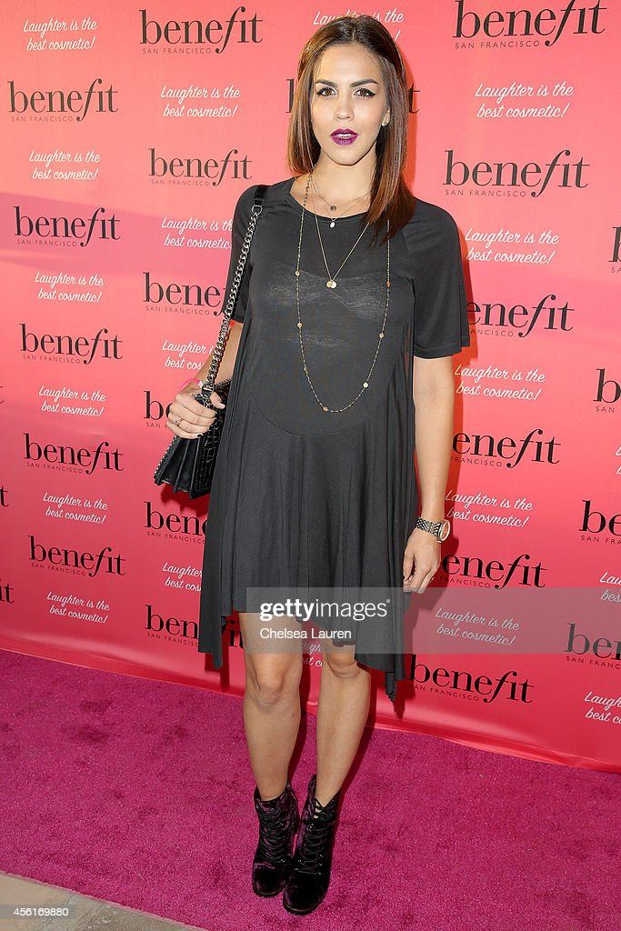 Benefit Cosmetics' Event Hosted By Vanessa Hudgens - Arrivals