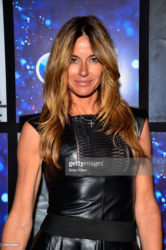 TV personality Kelly Bensimon attends the Hotel Durex Charity Event Benefiting dance4life at Dream Downtown on April 2, 2013 in New York City.