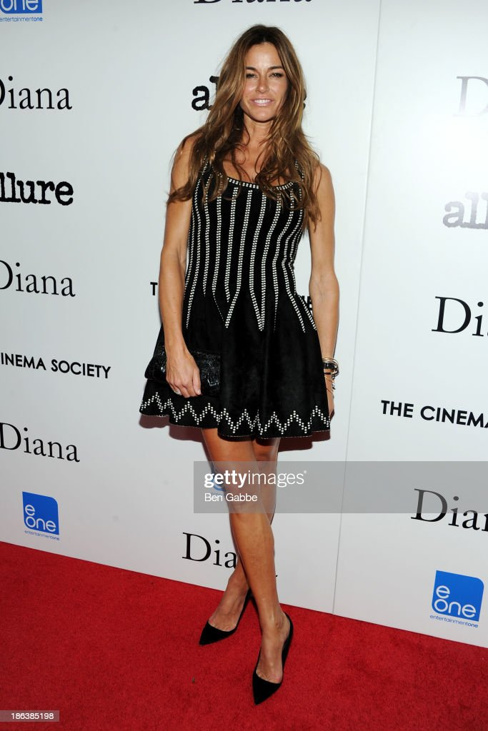 TV personality <a gi-track='captionPersonalityLinkClicked' href=/galleries/search?phrase=Kelly+Killoren+Bensimon&family=editorial&specificpeople=621950 ng-click='$event.stopPropagation()'>Kelly Killoren Bensimon</a> attends The Cinema Society with Linda Wells & Allure Magazine premiere of Entertainment One's 'Diana' at SVA Theater on October 30, 2013 in New York City.