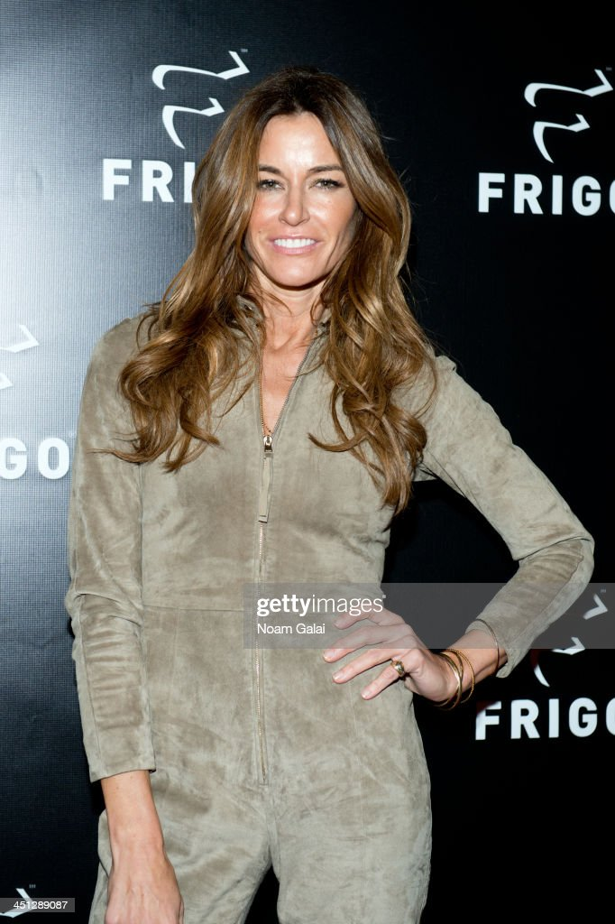 TV personality <a gi-track='captionPersonalityLinkClicked' href=/galleries/search?phrase=Kelly+Killoren+Bensimon&family=editorial&specificpeople=621950 ng-click='$event.stopPropagation()'>Kelly Killoren Bensimon</a> attends the launch party of the Frigo Pop-Up Store on November 21, 2013 in New York City.