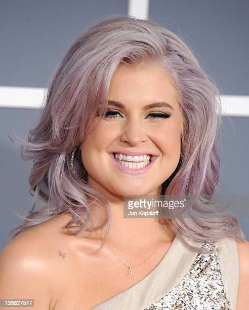 Personality Kelly Osbourne arrives at 54th Annual GRAMMY Awards held the at Staples Center on February 12 2012 in Los Angeles California