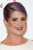 TV personality Kelly Osbourne arrives at the 21st Annual Elton John AIDS Foundation's Oscar Viewing Party on February 24 2013 in Los Angeles...