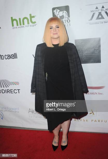 Personality Kelly Osbourne arrives for the Face Forward 8th Annual Gala held at Taglyan Cultural Complex on September 23 2017 in Hollywood California