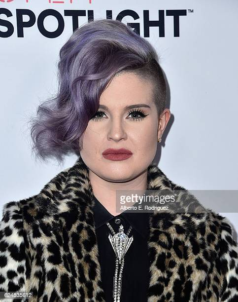 TV personality Kelly Osbourne attends the 3rd Annual Airbnb Open Spotlight at Various Locations on November 19 2016 in Los Angeles California