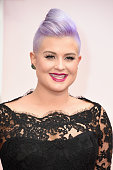 TV personality Kelly Osbourne attends the 87th Annual Academy Awards at Hollywood Highland Center on February 22 2015 in Hollywood California