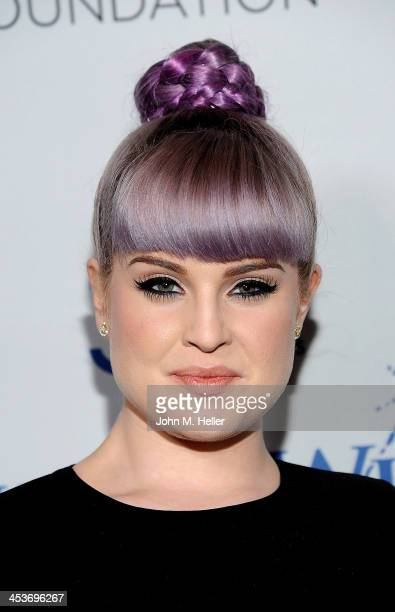 Personality Kelly Osbourne attends the MakeAWish Foundation Of Greater Los Angeles's 30th Wishing Well Winter Gala at the Regent Beverly Wilshire...