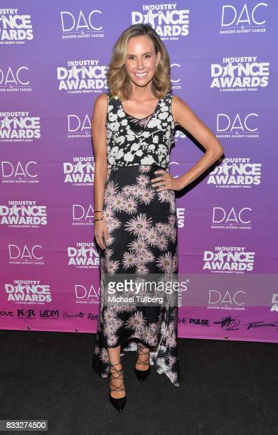 TV personality Keltie Knight attends the 2017 Industry Dance Awards and Cancer Benefit Show at Avalon on August 16 2017 in Hollywood California