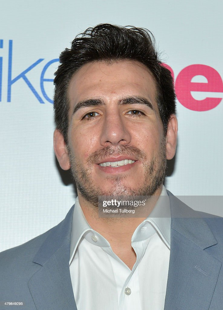 TV personality Kenny Florian attends the Unlikely Heroes Red Carpet Spring Benefit held at SupperClub Los Angeles on March 20, 2014 in Los Angeles, California.