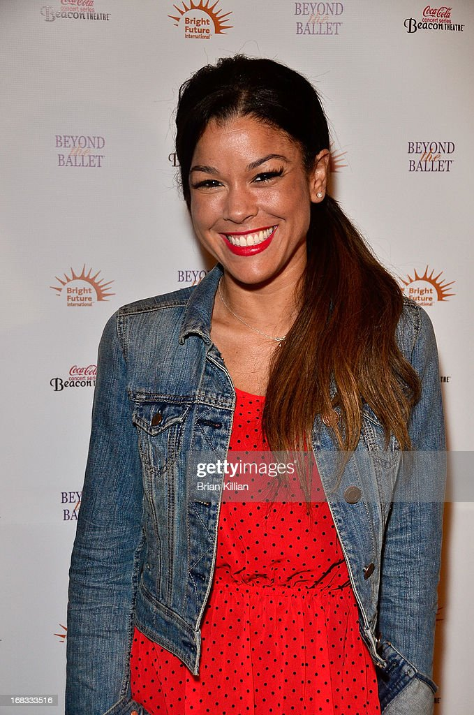 TV personality Kesha Nichols attends Beyond The Ballet Showcase Gala at The Beacon Theatre on May 8, 2013 in New York City.