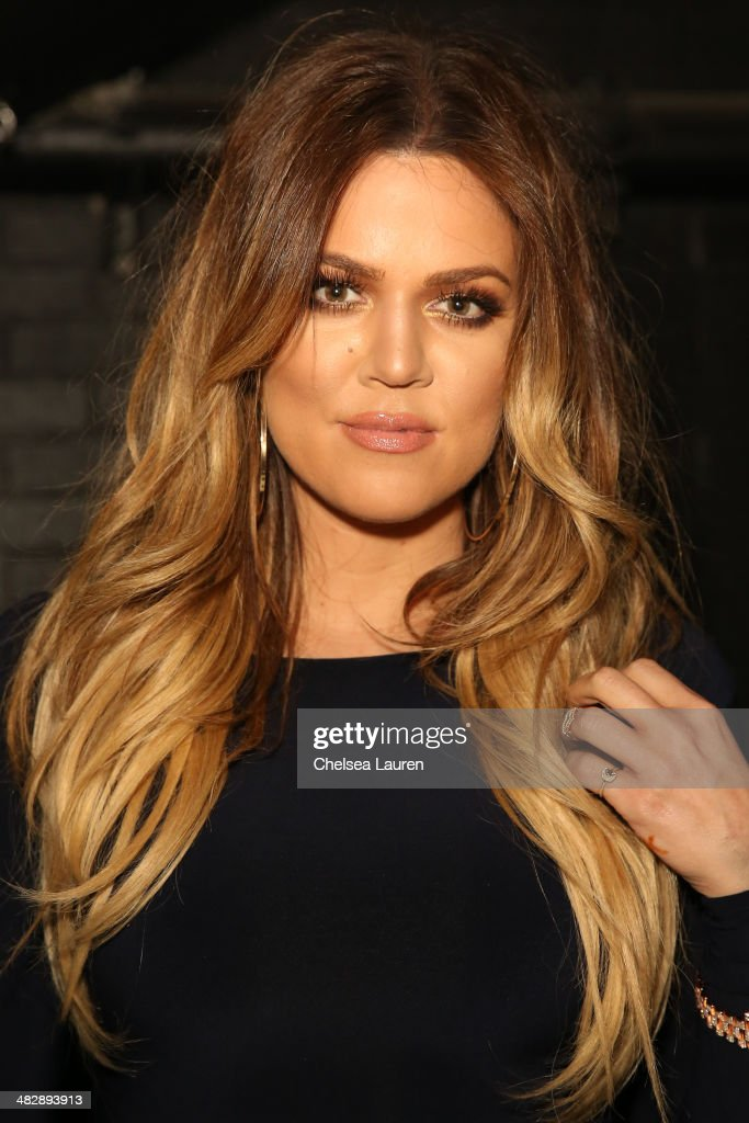 TV personality <a gi-track='captionPersonalityLinkClicked' href=/galleries/search?phrase=Khloe+Kardashian&family=editorial&specificpeople=3955023 ng-click='$event.stopPropagation()'>Khloe Kardashian</a> attends Christian Casey Combs' 16th birthday party at 1OAK on April 4, 2014 in West Hollywood, California.