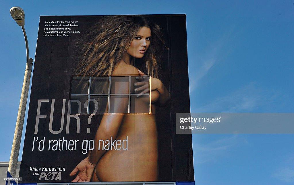khloe kardashian id rather be naked