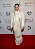 TV personality Kim Kardashian attends USC Shoah Foundation's 20th Anniversary Gala at the Hyatt Regency Century Plaza on May 7 2014 in Century City...