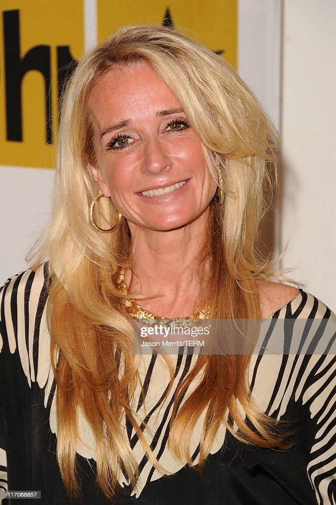 TV personality Kim Richards arrives at the Critics' Choice Television Awards at Beverly Hills Hotel on June 20, 2011 in Beverly Hills, California.