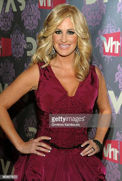 TV personality Kim Zolciak attends 2009 VH1 Divas at Brooklyn Academy of Music on September 17 2009 in New York New York