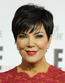 TV personality Kris Jenner attends the E 2013 Upfront at The Grand Ballroom at Manhattan Center on April 22 2013 in New York City