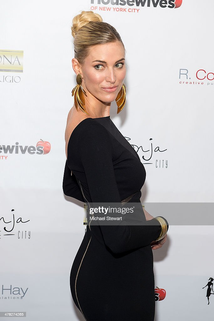 TV personality Kristen Taekman attends the 'The Real Housewives Of New York City' season six premiere party at Tokya on March 12, 2014 in New York City.