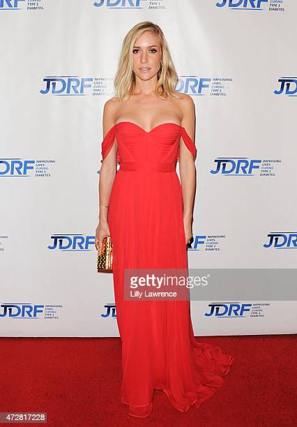 Personality Kristin Cavallari attends JDRF LA's 12th Annual Imagine Gala at the Hyatt Regency Century Plaza on May 9 2015 in Century City California