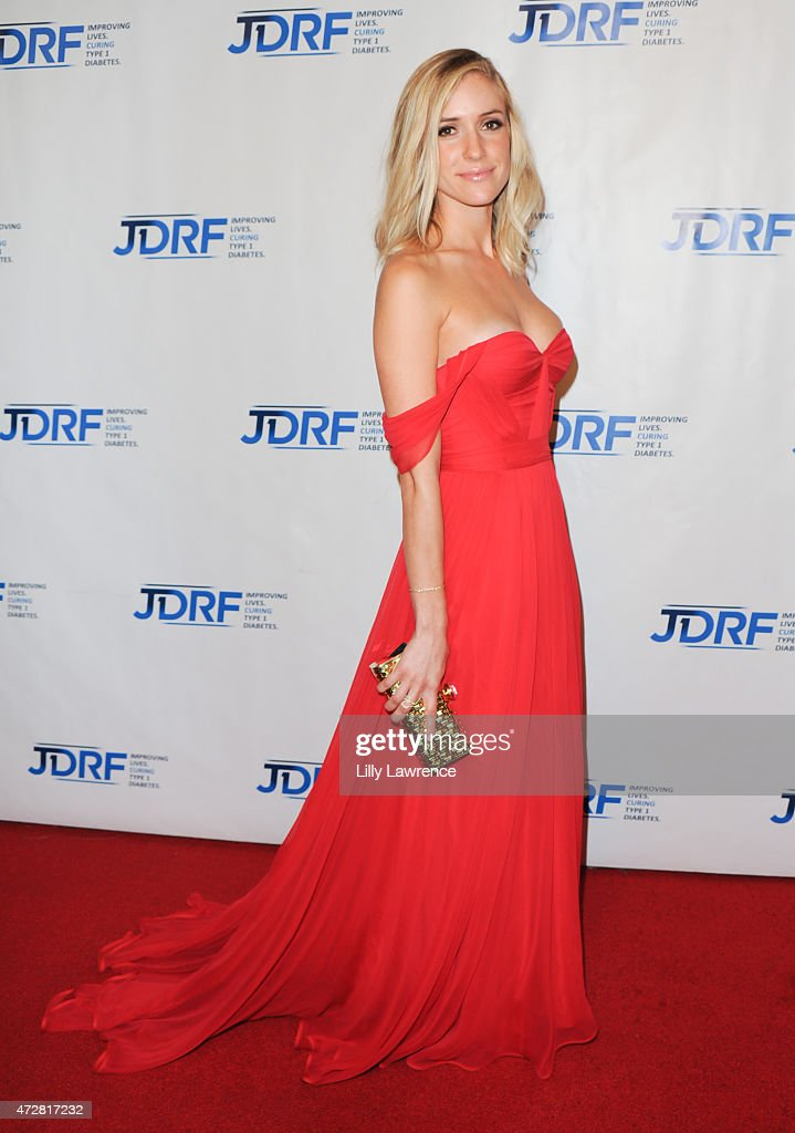 Personality Kristin Cavallari attends JDRF LA's 12th Annual Imagine Gala at the Hyatt Regency Century Plaza on May 9 2015 in Century City California