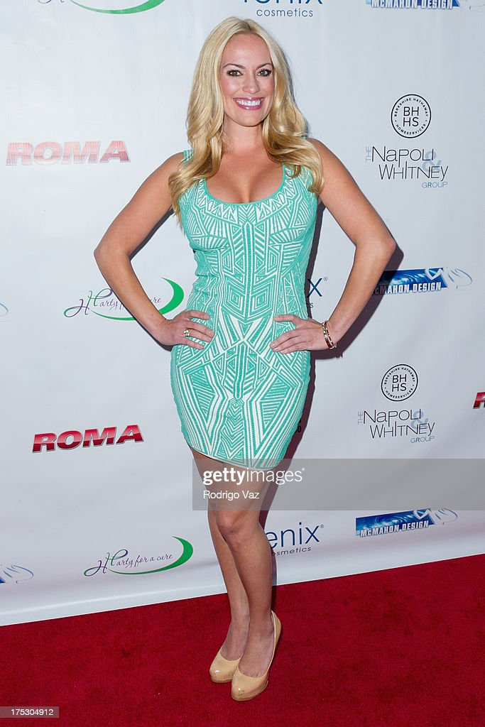 TV personality Kyle Keller arrives at Playboy Radio's Hollywood Casino Night benefiting The Leukemia & Lymphoma Society's Hodgkins Haters at W Hollywood on August 1, 2013 in Hollywood, California.