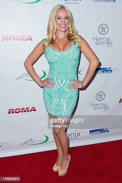 TV personality Kyle Keller arrives at Playboy Radio's Hollywood Casino Night benefiting The Leukemia Lymphoma Society's Hodgkins Haters at W...