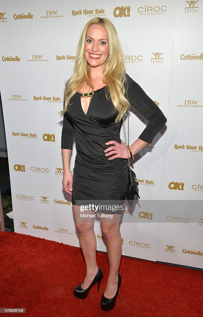 TV personality Kyle Keller attends OK! Magazine's Pre-Oscar Party at Greystone Manor Supperclub on February 27, 2014 in West Hollywood, California.
