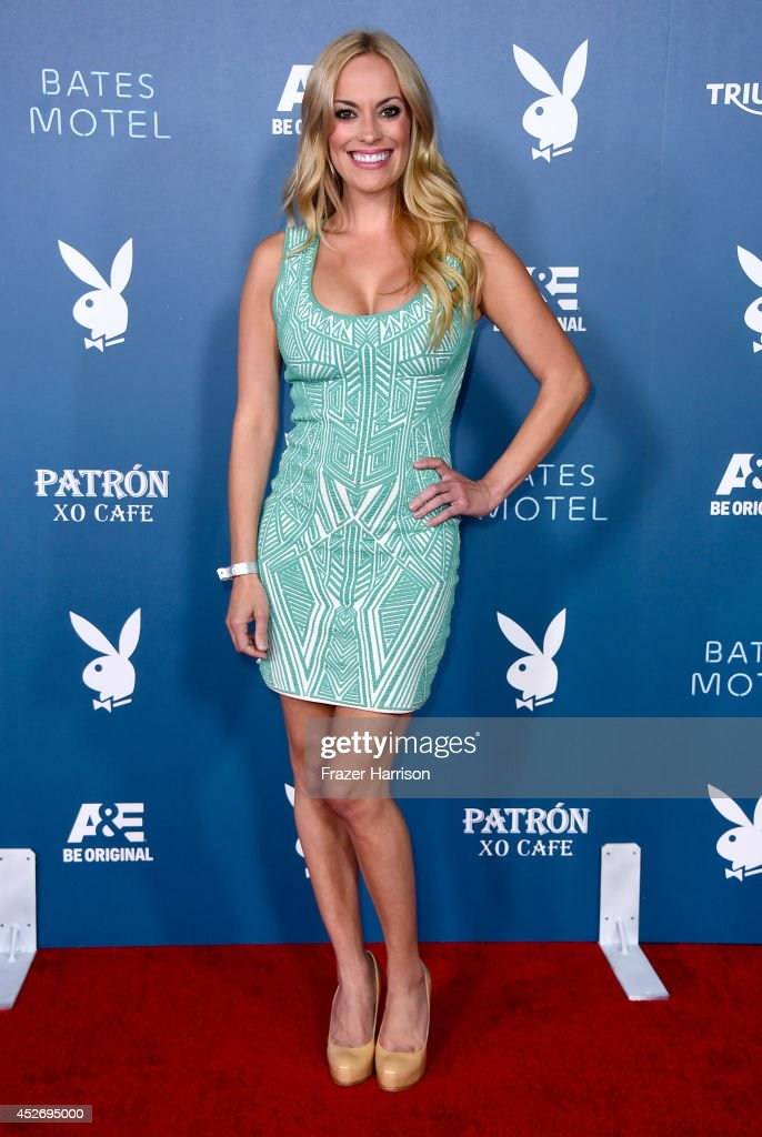 TV personality Kyle Keller attends Playboy and A&E 'Bates Motel' Event during Comic-Con International 2014 on July 25, 2014 in San Diego, California.