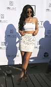 Personality Kylie Jenner attends INLIST presents the official 18th birthday party for Kylie Jenner at Beachclub on August 16 2015 in Montreal Canada