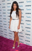 TV personality Kylie Jenner attends Kendall and Kylie Jenner's Celebrate Summer with Seventeen Magazine event at the W Hotel Westwood on August 2...