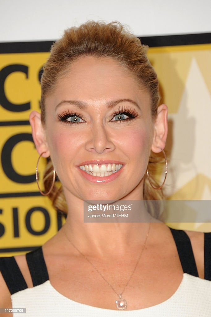 TV Personality Kym Johnson arrives at the Critics' Choice Television Awards at Beverly Hills Hotel on June 20, 2011 in Beverly Hills, California.