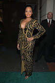 Personality La La Anthony attends The Hip Hop Inaugural Ball II sponsored by Heineken USA at Harman Center for the Arts on January 20 2013 in...