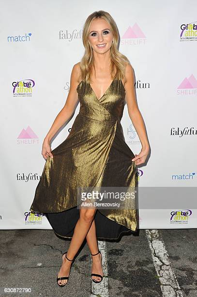 TV personality Lauren Bushnell attends the premiere party for The Bachelor Charity at Sycamore Tavern on January 2 2017 in Los Angeles California