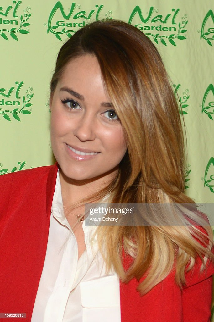 TV personality Lauren Conrad attends Kari Feinstein's Pre-Golden Globes Style Lounge at the W Hollywood on January 11, 2013 in Hollywood, California.