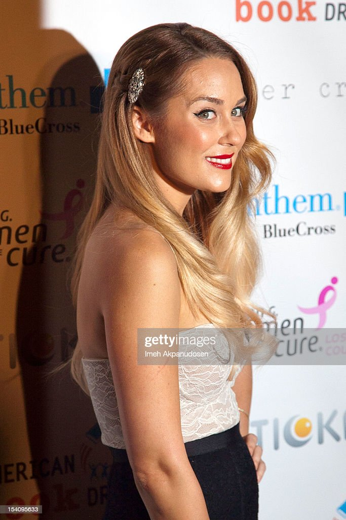 TV personality <a gi-track='captionPersonalityLinkClicked' href=/galleries/search?phrase=Lauren+Conrad&family=editorial&specificpeople=537620 ng-click='$event.stopPropagation()'>Lauren Conrad</a> attends the 2nd Annual Designs For The Cure Gala at Millennium Biltmore Hotel on October 13, 2012 in Los Angeles, California.