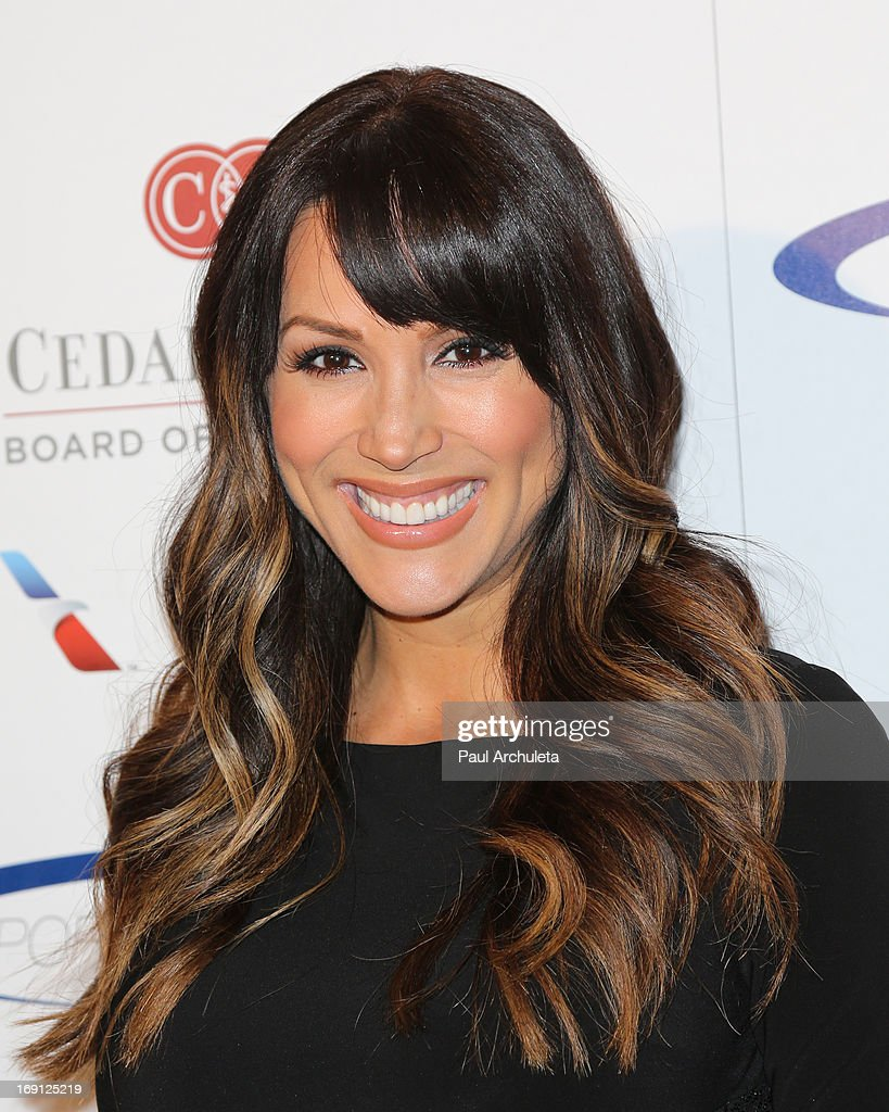 TV Personality Leeann Tweeden attends the 28th Annual Sports Spectacular Anniversary Gala at the Hyatt Regency Century Plaza on May 19, 2013 in Century City, California.
