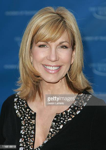 TV personality Leeza Gibbons attends the Television Academy Honors at the Beverly Hills Hotel on May 1 2008 in Beverly Hills California