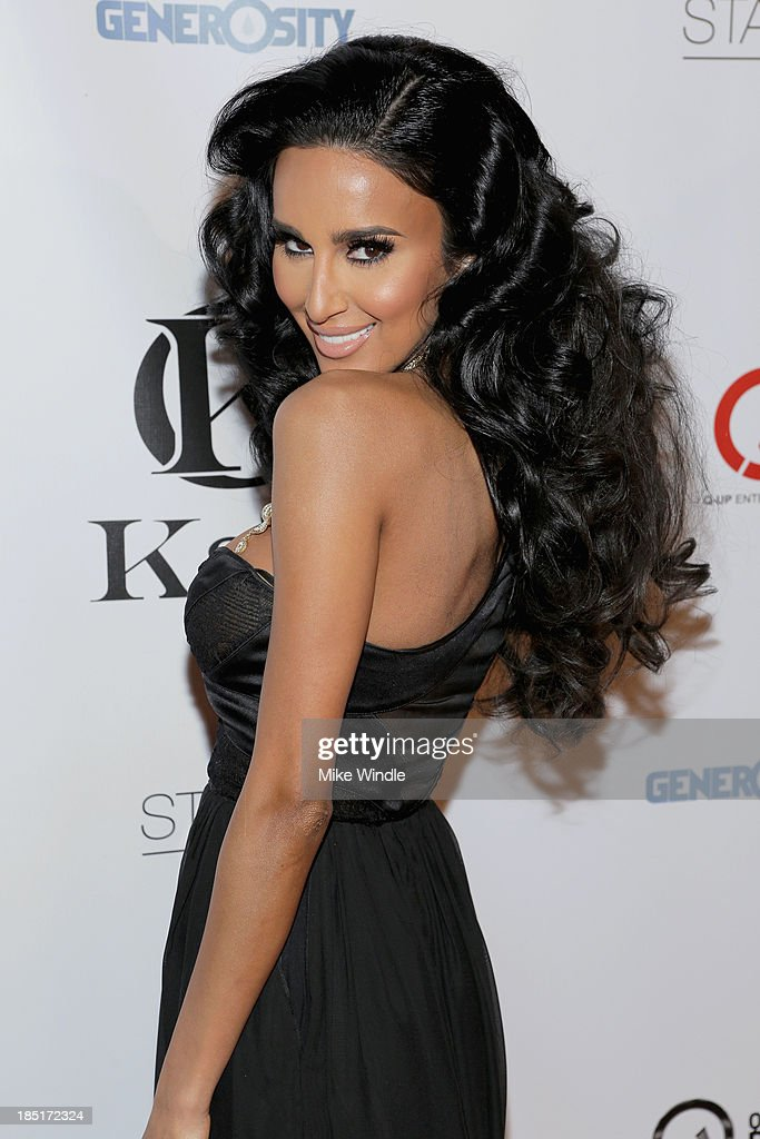 TV personality <a gi-track='captionPersonalityLinkClicked' href=/galleries/search?phrase=Lilly+Ghalichi&family=editorial&specificpeople=8521894 ng-click='$event.stopPropagation()'>Lilly Ghalichi</a> attends the Kaiio's launch event at Station Hollywood at W Hollywood Hotel on October 17, 2013 in Hollywood, California.
