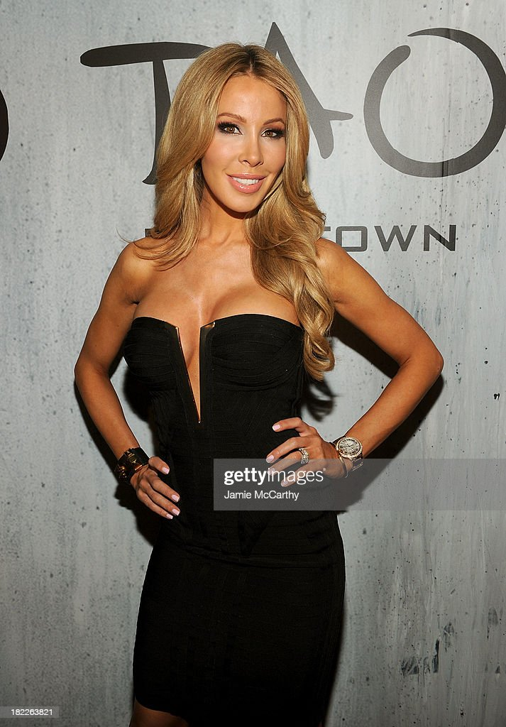 TV Personality Lisa Hochstein attends TAO Downtown Grand Opening on September 28, 2013 in New York City.