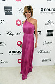 TV personality Lisa Rinna attends the 23rd Annual Elton John AIDS Foundation Academy Awards Viewing Party on February 22 2015 in Los Angeles...