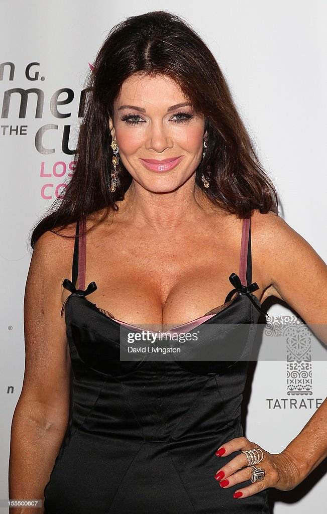 TV personality Lisa Vanderpump attends the 2nd Annual Inspiration Awards to benefit The Susan G. Komen For The Cure at Royce Hall, UCLA on November 4, 2012 in Westwood, California.