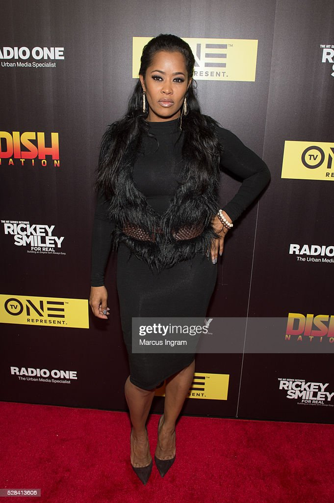 TV personality Lisa Wu attends TV One's 'Rickey Smiley For Real' season 2 premiere at SCADshow on May 4 2016 in Atlanta Georgia