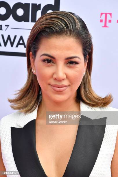 TV personality Liz Hernandez attends the 2017 Billboard Music Awards at TMobile Arena on May 21 2017 in Las Vegas Nevada